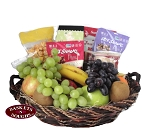Farm House Fruit and Gourmet Gift Basket