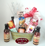 BBQ Door Prize Gift Basket
