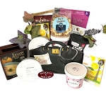 Be Well and Stay Well Gift Basket Box