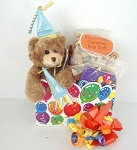 Birthday Celebration Gift Basket Box (Small)