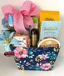 Floral Gourmet Gift Box