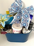 Farm House Blueberry Breakfast Gift Basket