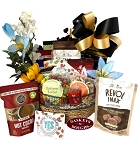 Deluxe Coffee Collection Gift Basket