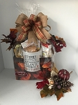Fall Dip Chiller Gift Basket Box