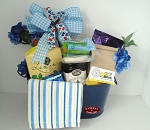 Farm House Lemon Blueberry Gift Basket