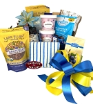 Farm House Blueberry Lemon Gift Basket