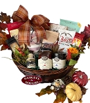 Farm House Breakfast Gift Basket