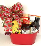Farm House Country Cherry Gift Basket