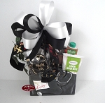 Get Well Gift Basket Box- Small