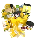 Lemons and Sunshine Gift Basket