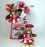 OSU Gift Basket Cheerleader Lunch Bag