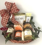 Ohio Made Products Gift Basket
