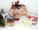 Pine Cone Themed Gable Gift Box
