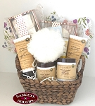Spa Visit Gift Basket