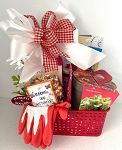 Strawberry Garden Gift Basket