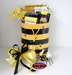 Sweet as Honey Gift Basket Bag