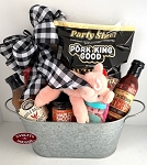 Deluxe Bacon Lovers Gift Basket
