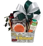 Thanks a Million Gift Basket Box- SMALL