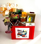 Transportation Gift Basket Box