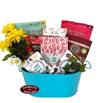 Gourmet Vegan Assortment Gift Basket