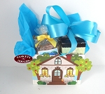 We Welcome You Gable Gift Box