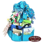 Gardening Blues Gift Basket SOLD OUT