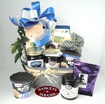 Farm House Blue Berry Bounty Gift Basket