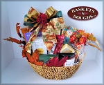 Farm House Shades of Fall Gift Basket