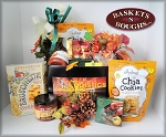 Logistics Thank You Gift Basket