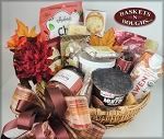 Seniors Get Well Gift Basket