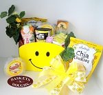 Smiles and Sunshine Gift Basket